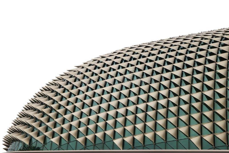 Detalle del fondo abstracto de la textura de la arquitectura fotos de archivo libres de regalías