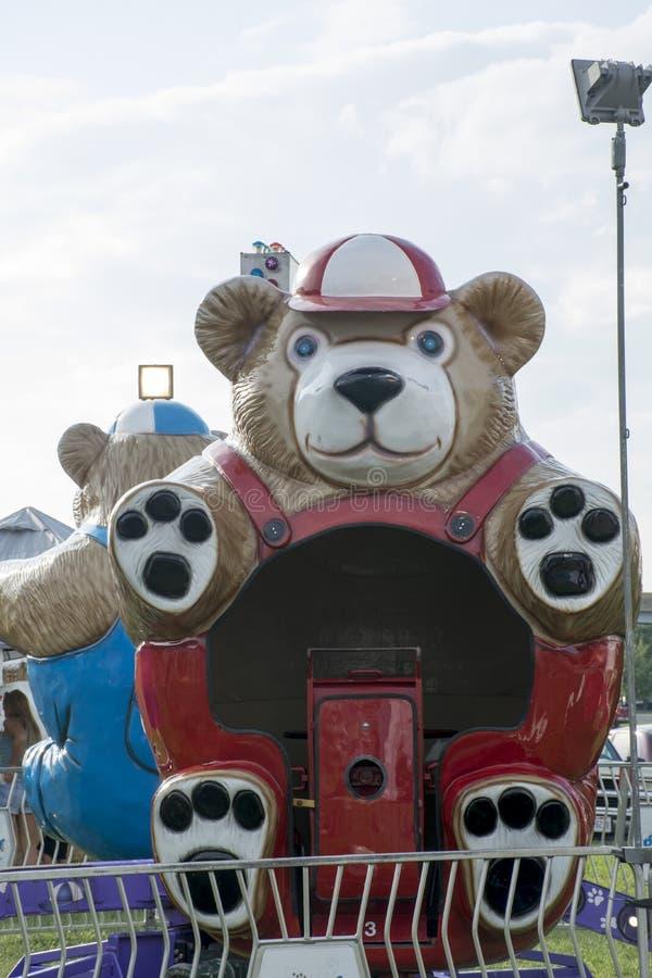 Detalle del paseo del carnaval fotos de archivo