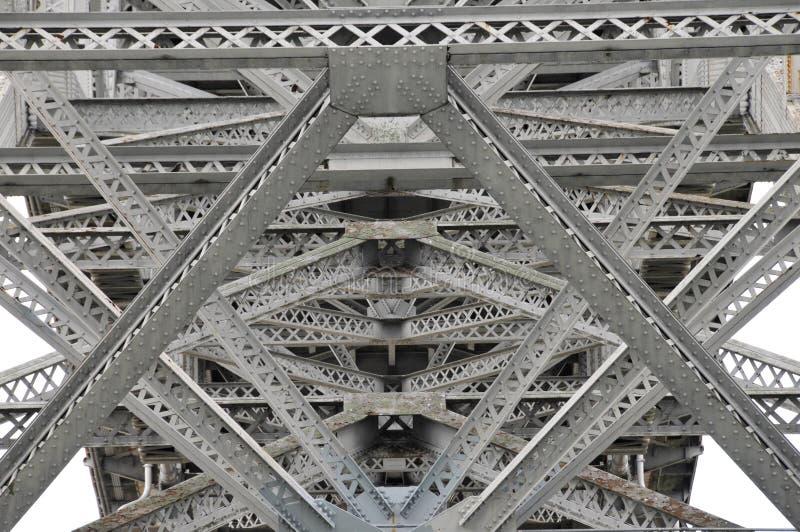 Detalle del puente. fotografía de archivo libre de regalías