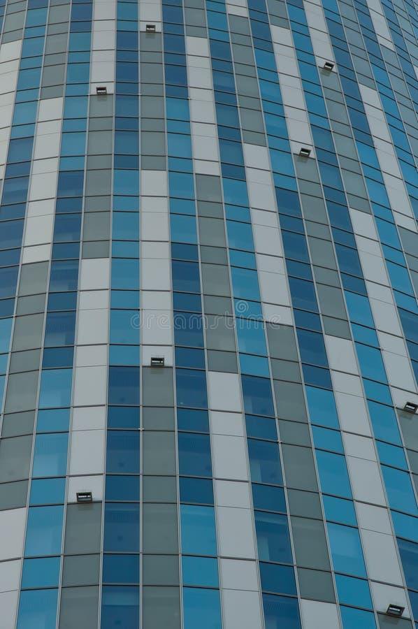 Detalle del rascacielos foto de archivo libre de regalías