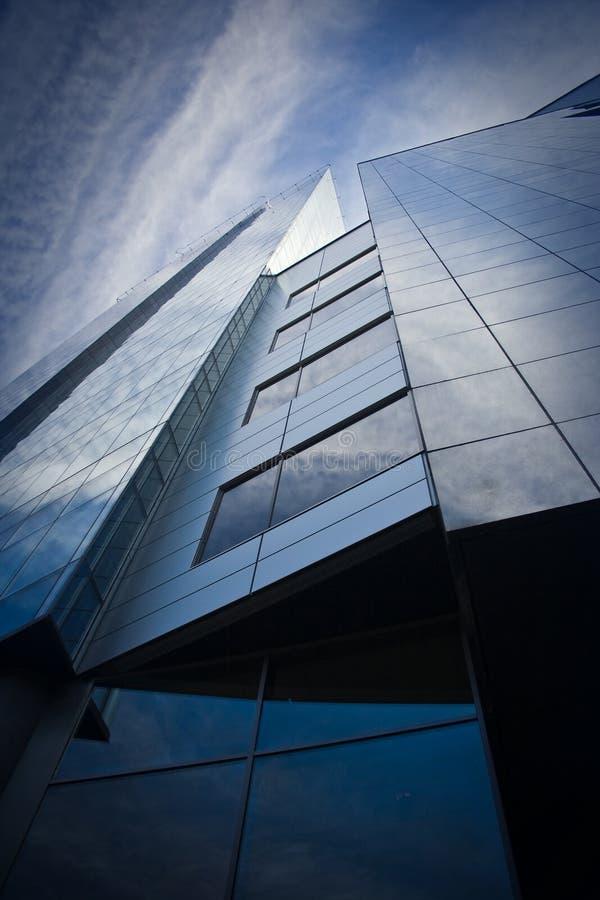 Detalle del rascacielos fotos de archivo