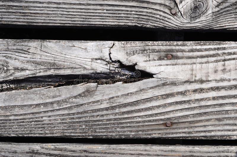 Detalle del tablón de la madera fotos de archivo