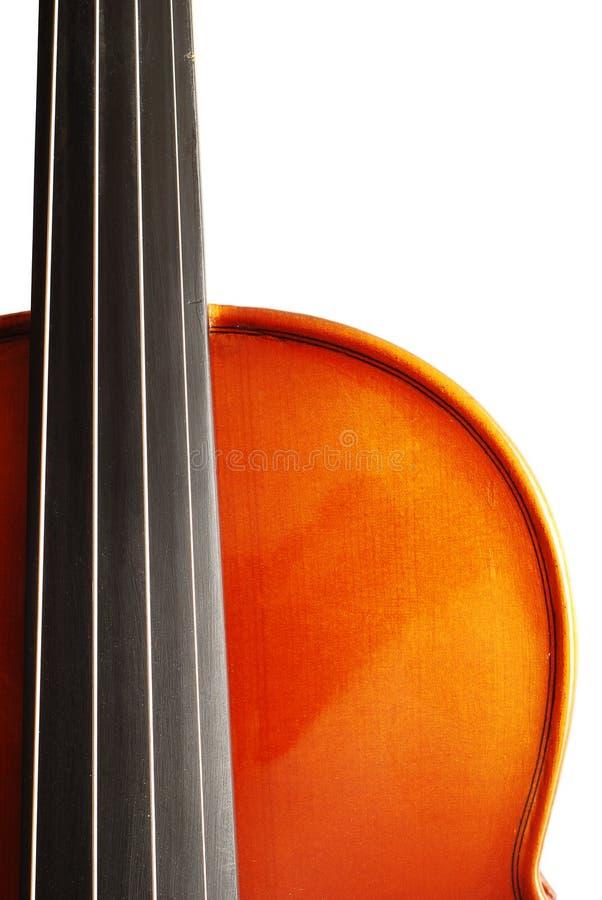 Detalle del violín imagen de archivo libre de regalías