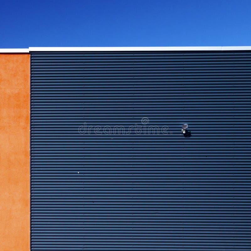 Detalle exterior abstracto foto de archivo libre de regalías