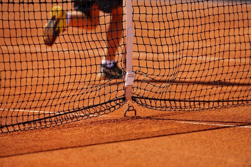 Download Detalle neto del tenis foto de archivo. Imagen de ejercicio - 44854502