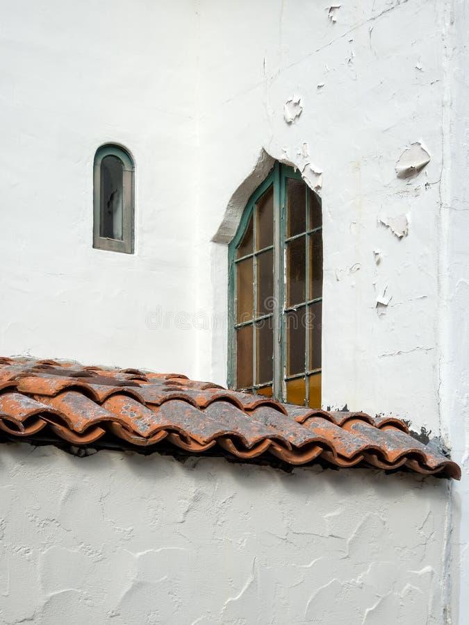 Detalles al sudoeste de la arquitectura foto de archivo libre de regalías