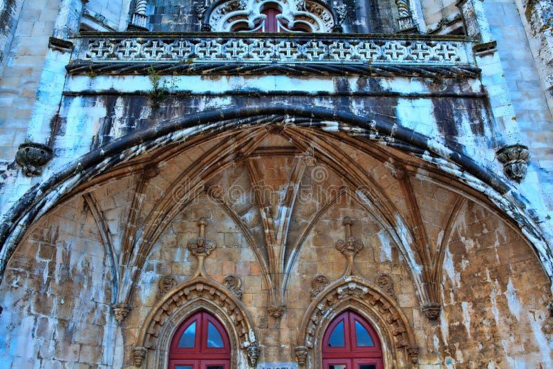 Detalles de la arquitectura del monasterio imágenes de archivo libres de regalías