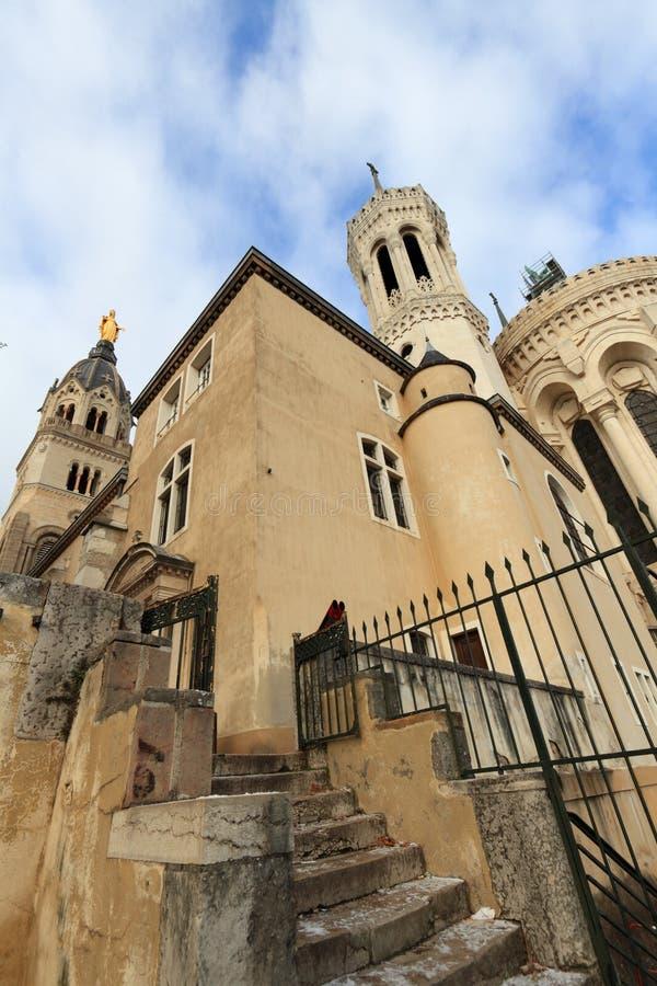 Detalles De La Basílica Imágenes de archivo libres de regalías