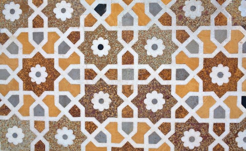 Detalles de la superficie de mármol fotografía de archivo libre de regalías