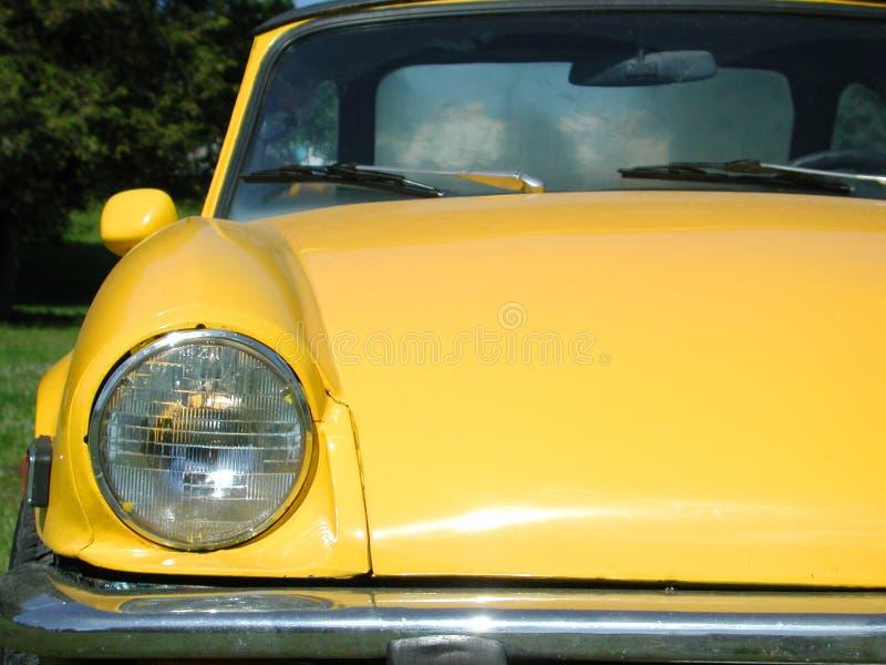 Detalles Del Capo Motor Imagenes de archivo