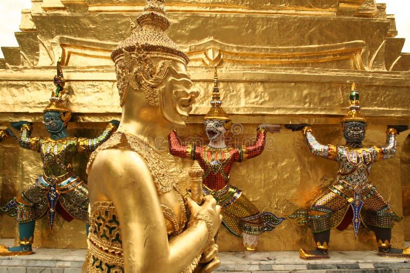Detalles magníficos del palacio imagenes de archivo