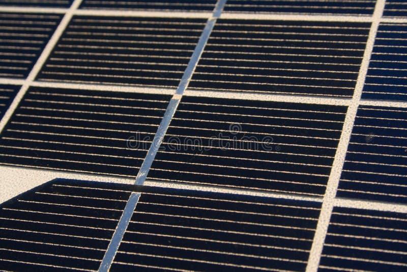 Detalles solares fotos de archivo