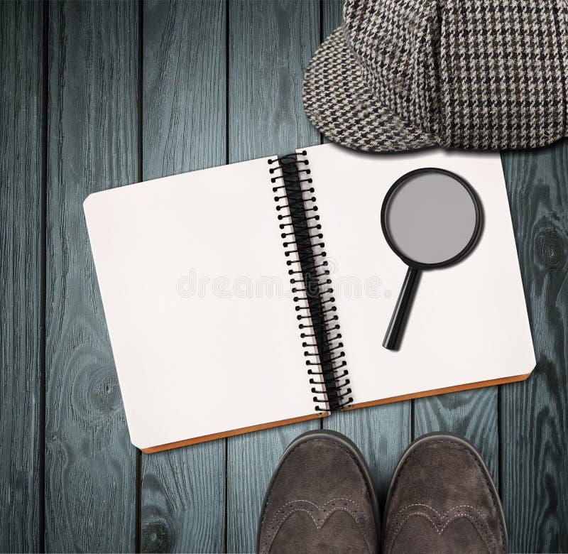 detective στοκ φωτογραφίες