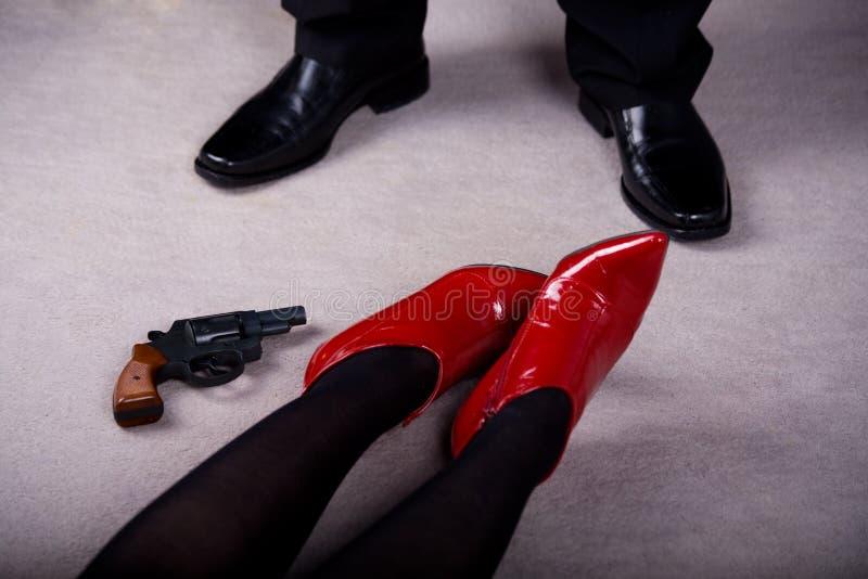 Detective stock photography