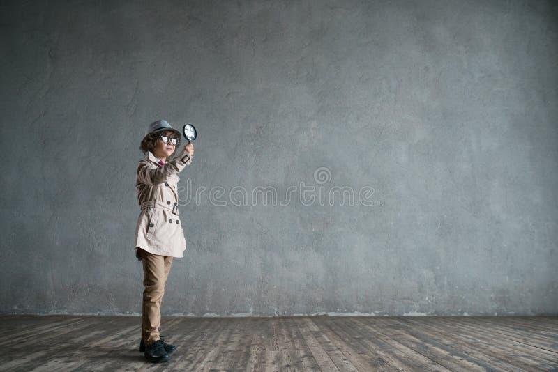 detective στοκ φωτογραφία με δικαίωμα ελεύθερης χρήσης