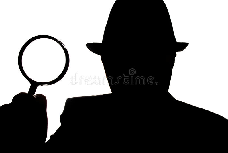 Detective royalty free stock images