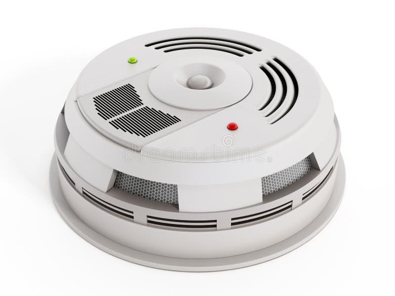 Detector de humo fotos de archivo libres de regalías