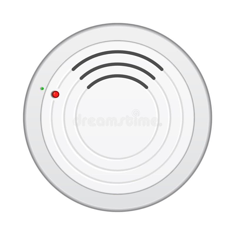Detector de humos stock de ilustraci n ilustraci n de - Detector de humos ...