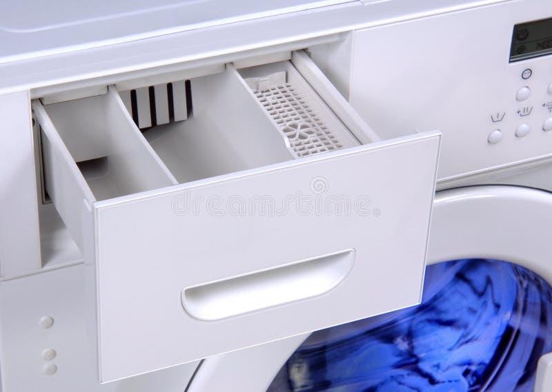 Detergent gat royalty-vrije stock afbeeldingen