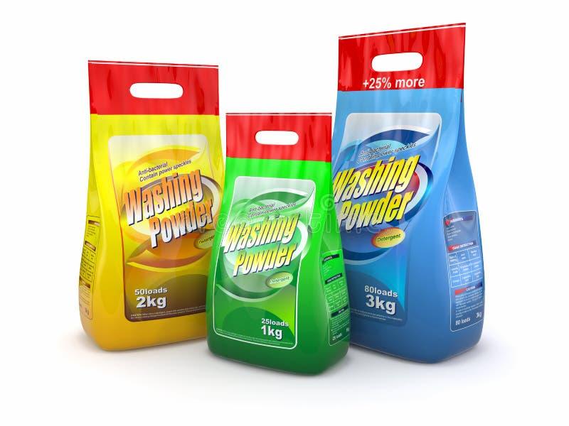 Detergente stock de ilustración