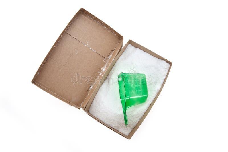 Detergente de lavanderia imagem de stock royalty free