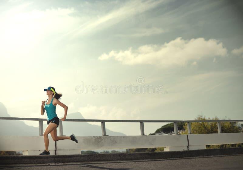 Determination endurance runner