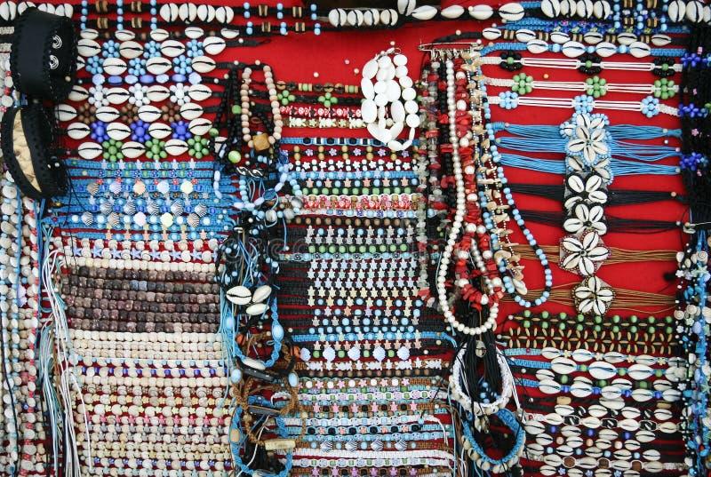 Samui för strand för snäckskalarmbandchaweng royaltyfri bild