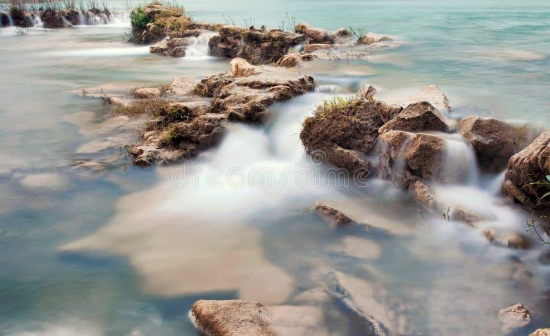 Detian Falls royaltyfria foton
