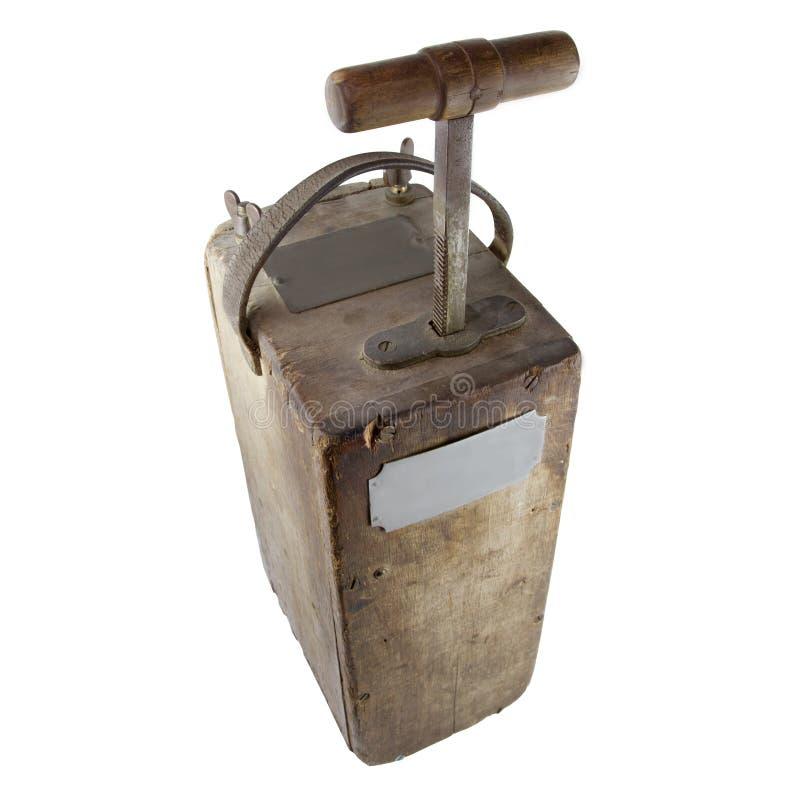 detonator fotografia stock