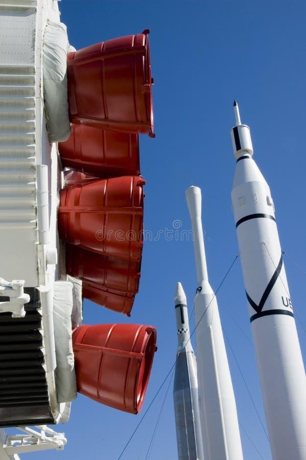 detonator rakieta zdjęcia royalty free