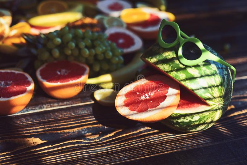 Detox dieta i zdrowy jedzenie Detox i detoxification pojęcie obrazy stock