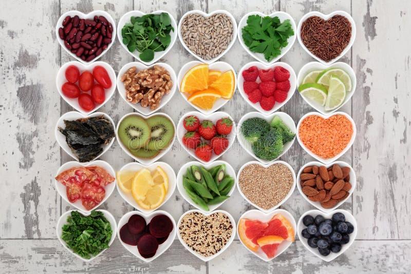 Detoxen bantar mat royaltyfria foton