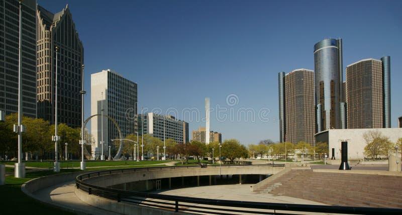 Detroit imagen de archivo libre de regalías