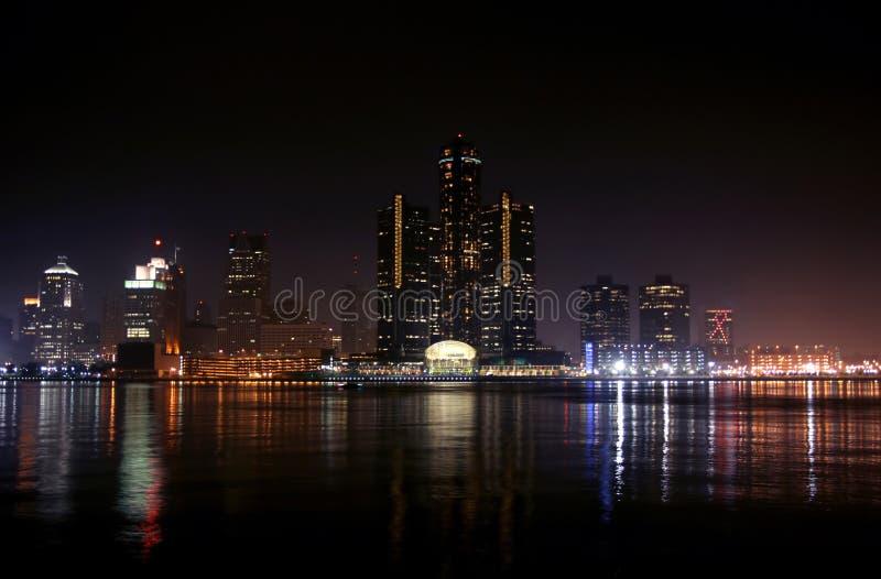 Detroit royalty free stock image