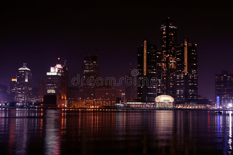 Detroit stock photography