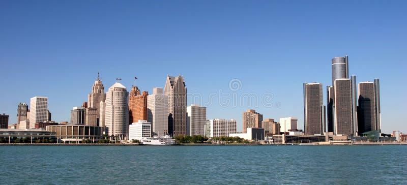 Detroit fotografia stock
