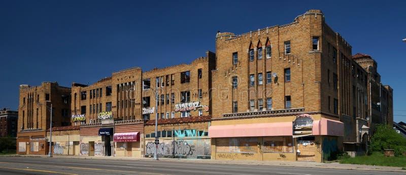 Detroit stock image