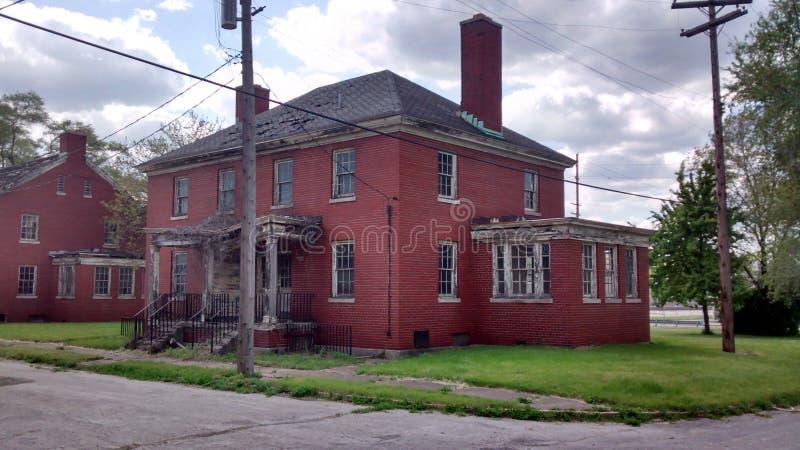 Detroit, MI royalty-vrije stock fotografie