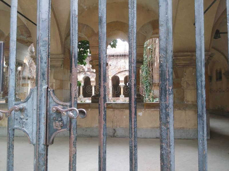 Dettagli del castello fotografia stock