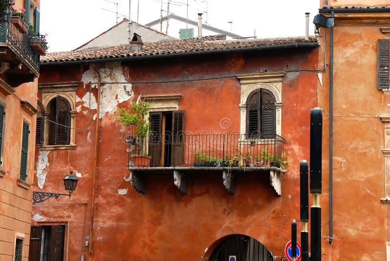 Dettagli di architettura di Padova fotografia stock