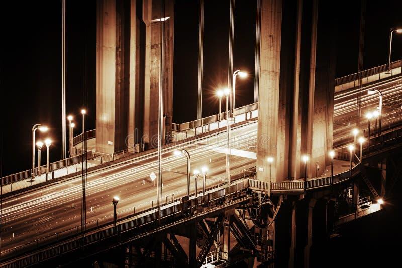 Dettagli di golden gate bridge fotografia stock libera da diritti