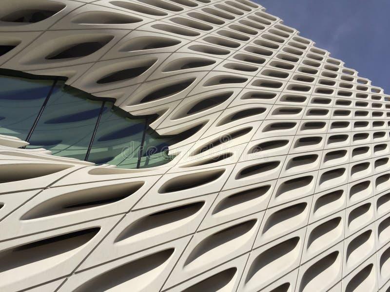 Dettaglio architettonico - il vasto Muesum fotografia stock libera da diritti
