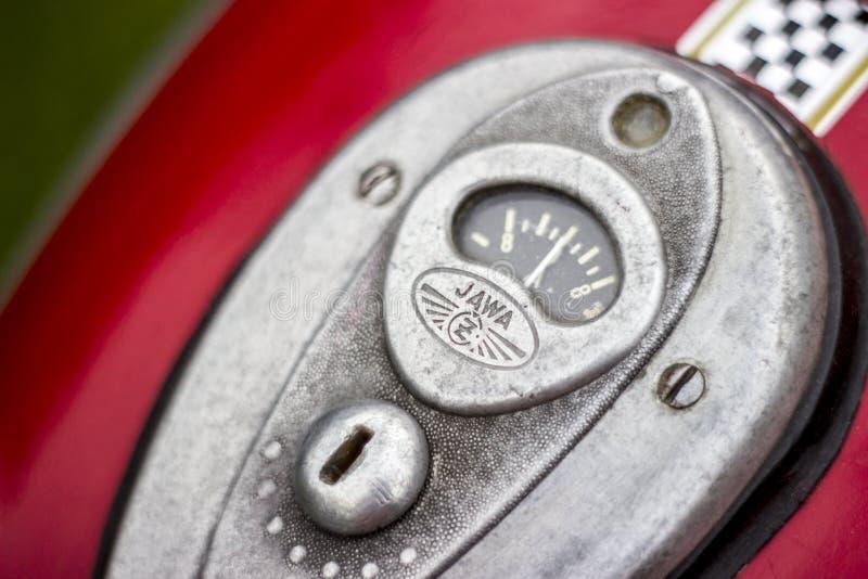 Dettaglio del calibro fotografia stock libera da diritti