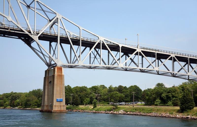 Dettaglio del ponte fotografia stock libera da diritti