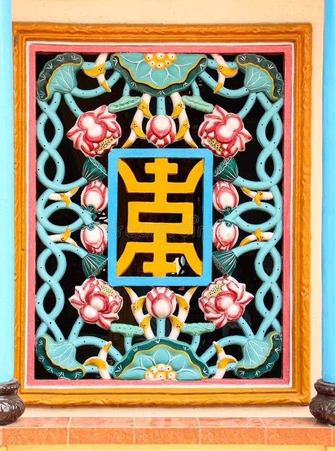 Dettaglio del tempio fotografie stock