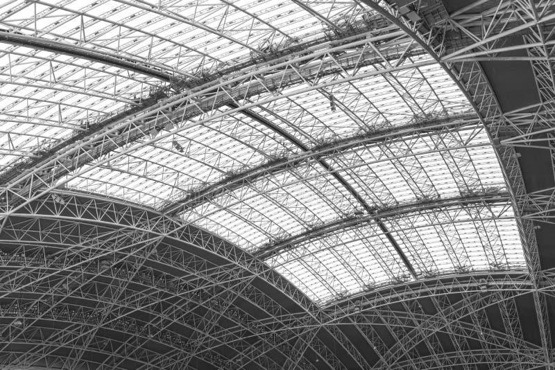 Dettaglio del tetto immagine stock