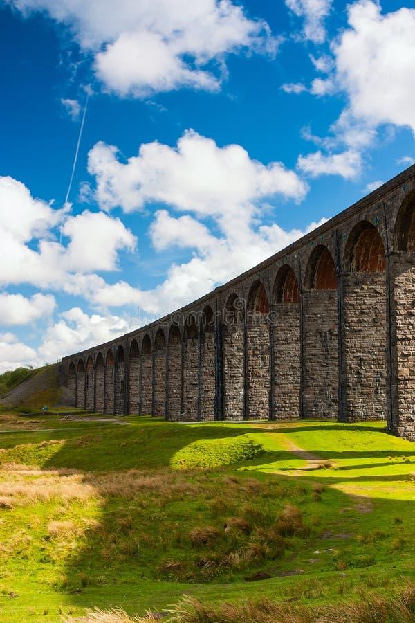 Dettaglio del viadotto in Inghilterra fotografia stock