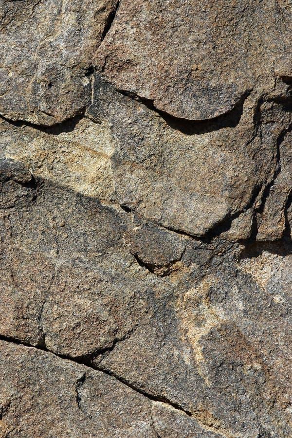 Dettaglio della roccia fotografia stock