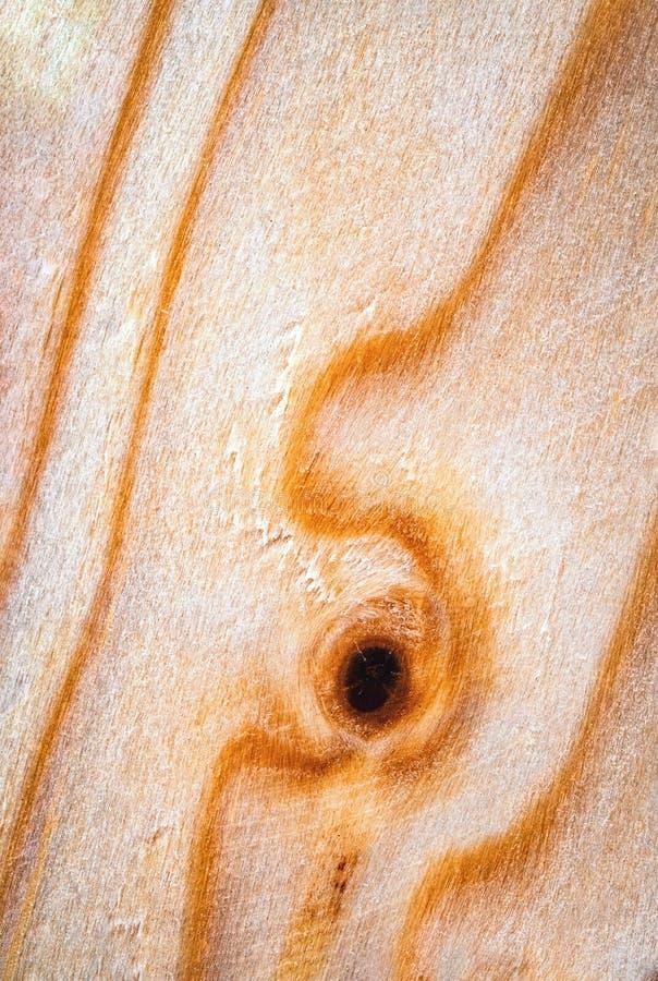 Dettaglio delle linee su un bordo di legno fotografie stock libere da diritti