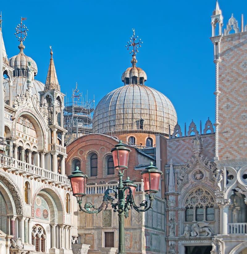 Dettaglio di San Marco fotografia stock libera da diritti